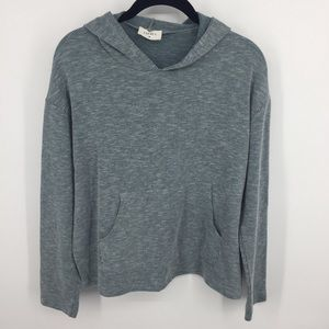 Evenly Hoodie with Kangaroo Pocket Size Small